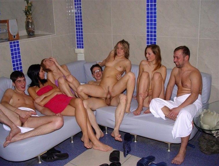 Group sex sauna vienna — img 1